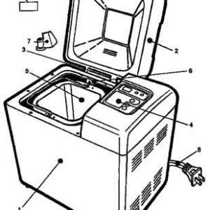 bread-machine-repair