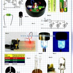 Repair of lamps and lanterns