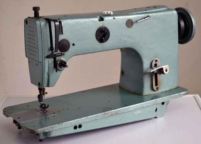 Repair of sewing machines