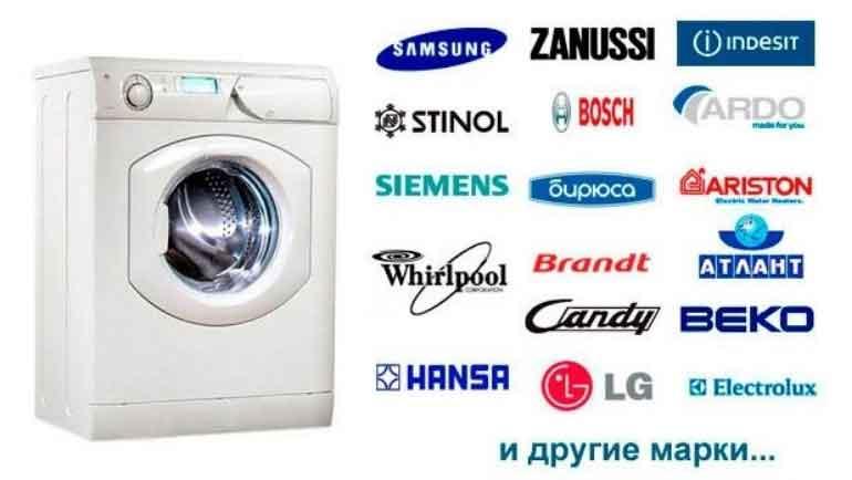 Repair of washing machines 1