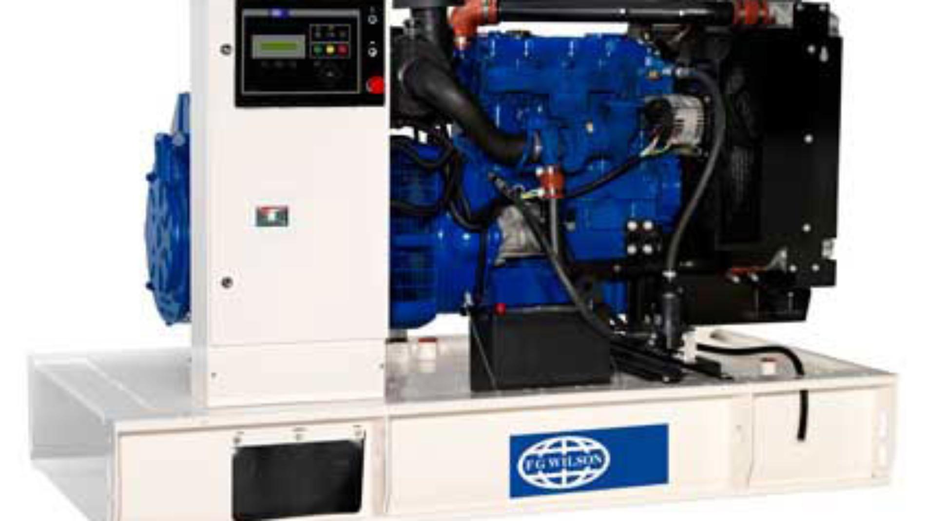 diesel generator set0